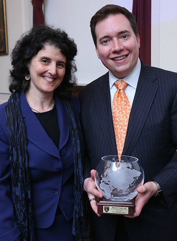 Shelly Greenfield, MD, MPH and Michael Leslie, MD