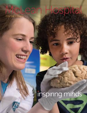 Cover of McLean's 2016 Year in Review: Inspiring Minds