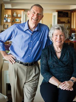 James and Patricia Poitras