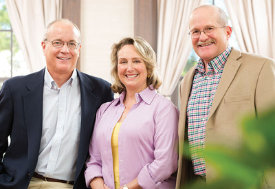 Bill and Andrea Kelley and Joseph Scholl, MSW, LICSW