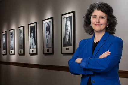 Dr. Shelly Greenfield in a gallery of McLean women leaders