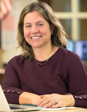 Laura Finton, LICSW