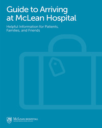 Guide to Arriving at McLean Hospital