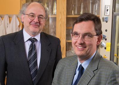 Vadim Bolshakov, PhD, and Uwe Rudolph, Dr med