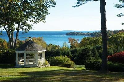 Borden Cottage view