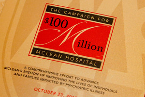 Campaign for McLean Hospital