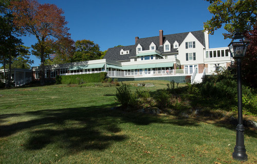 Borden Cottage exterior