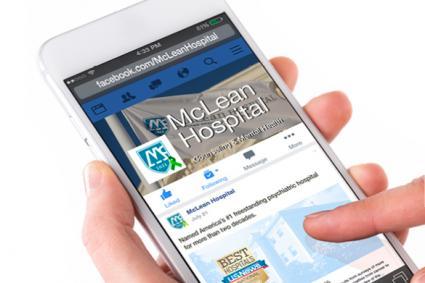 McLean Hospital is on Facebook
