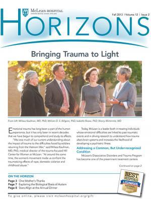 Horizons Fall 2013