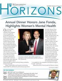 Horizons Fall 2014 cover