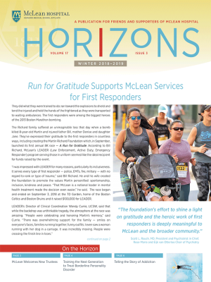 Horizons – Winter 2019