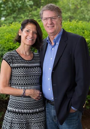 Maggie Tyler and Lee Rubenstein