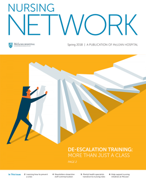 Nursing Network Spring 2018 cover
