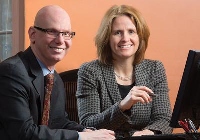 David Rubin, MD, and Felicia Smith, MD