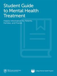Student Guide to Mental Health Treatment