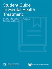 Student Guide to Mental Health Treatment cover
