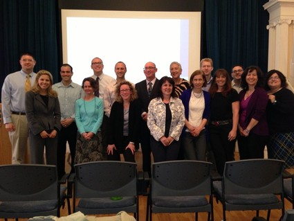 Staff members from McLean's OCDI and Florida's Neurobehavioral Institute