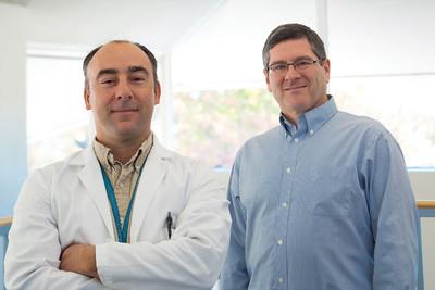 Edward Meloni, PhD and Marc Kaufman, PhD
