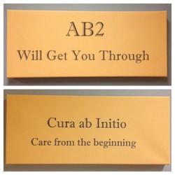 AB2 Slogan