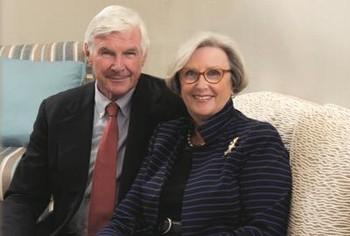 Rose-Marie and Eijk van Otterloo