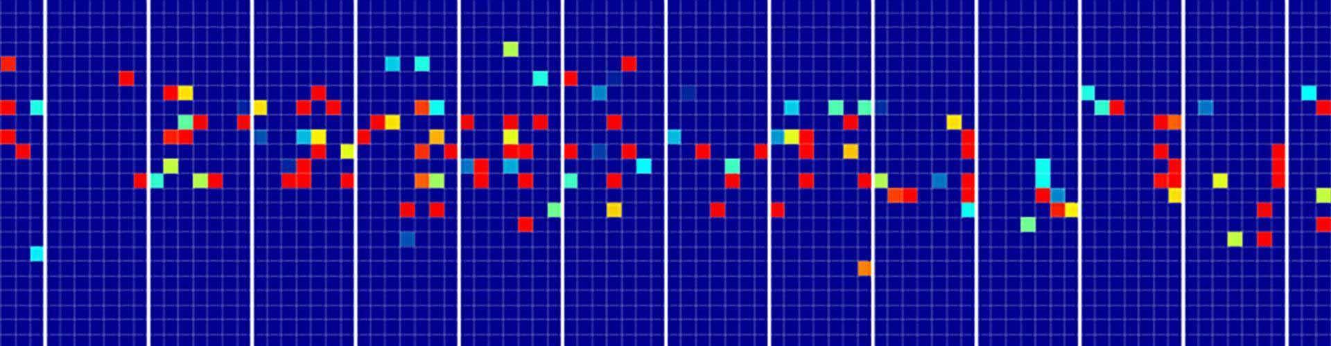 Study data in a complex graph