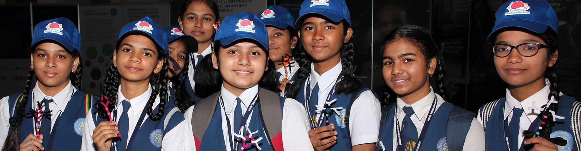 Students in Mumbai