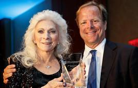 Judy Collins with David Barlow