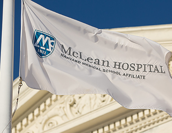 McLean Hospital flag