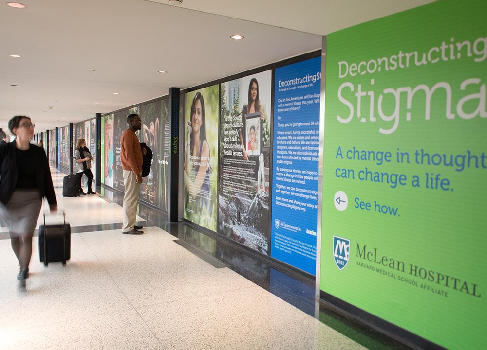 Deconstructing Stigma at Boston Logan Airport