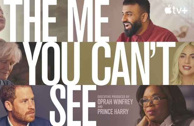 Key art for documentaries series The Me You Can't See