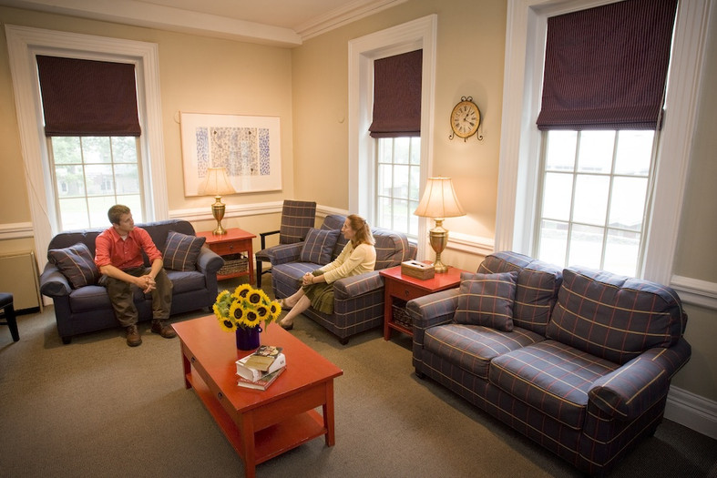 McLean Appleton family room