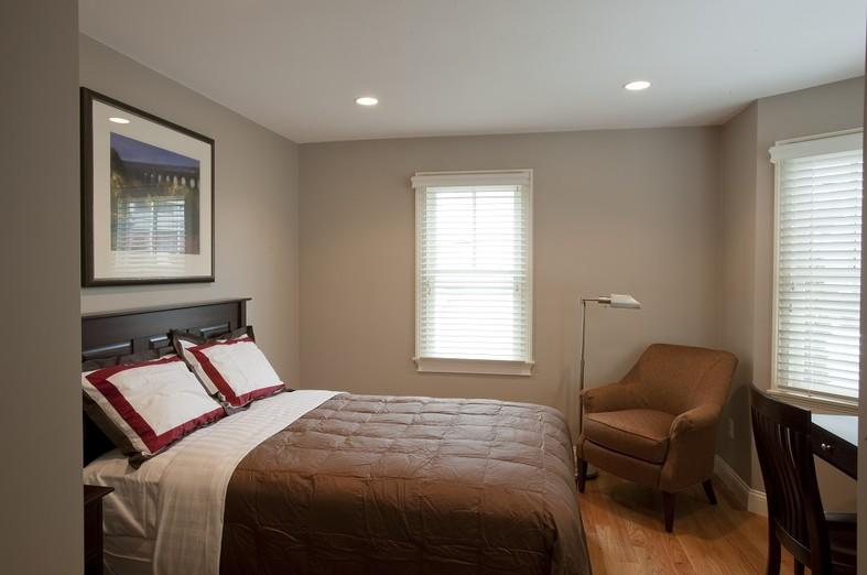 Gunderson Residence bedroom