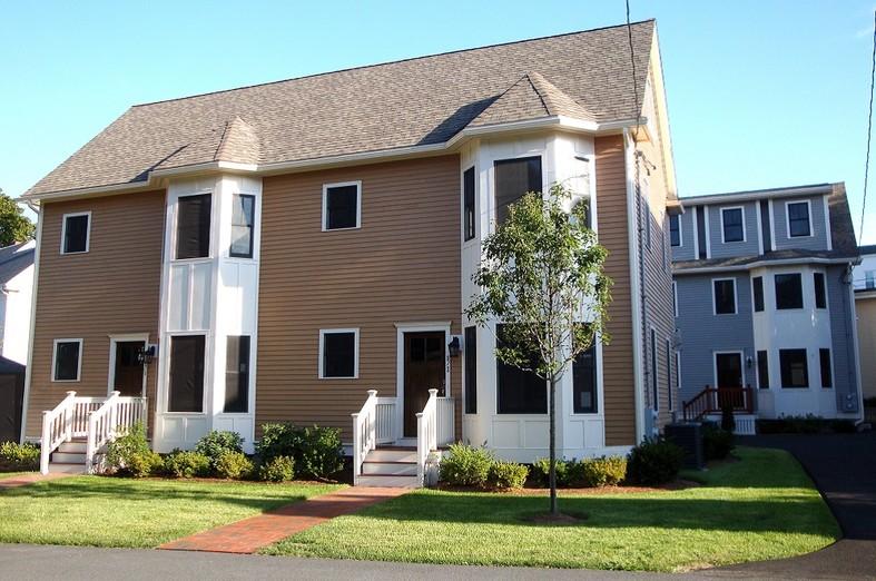 Gunderson Residence exterior