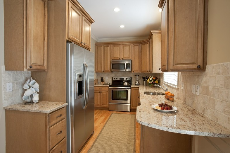 Gunderson Residence kitchen