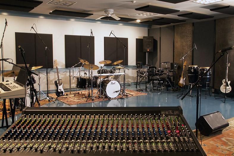 Borden Cottage music studio