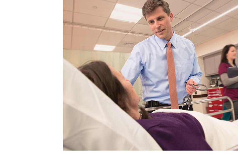 ECT treatment at McLean Hospital